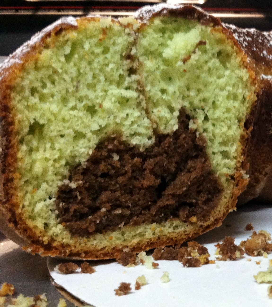 Grasshopper Cake Recipe From Scratch